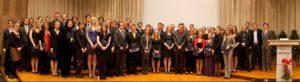 AbsolventInnen 2010. Bild: Mathias Lange