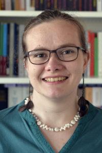 Ines Kalam, M.Soc.Sc.