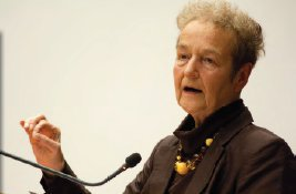 Festrednerin 2011: Prof. Dr. Herta Däubler-Gmelin, Justizministerin a.D. Bild: Mathias Lange