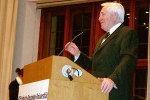 Festredner 2006:Prof. Dr. Bernhard Vogel, Vorsitzender der Konrad-Adenauer-Stiftung; ehem. Ministerpräsident von Rheinland-Pfalz sowie Thüringen