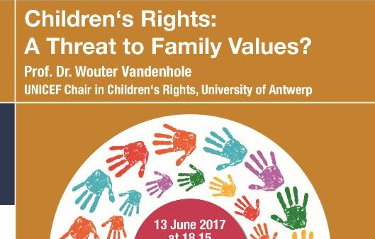 "Zum Artikel ""Children's Rights: A Threat to Family Values?"""