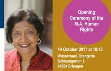 "Zum Artikel ""Human Rights – Achievements and Challenges (Dr Navanethem Pillay)"""